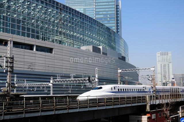東海道新幹線 N700Aの写真素材 [FYI01542722]