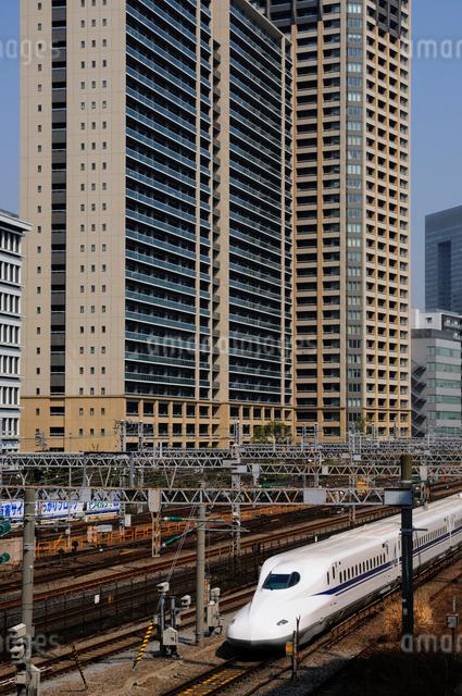 東海道新幹線 N700Aの写真素材 [FYI01543592]