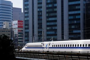 東海道新幹線 N700Aの写真素材 [FYI01543835]