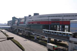 トレードセンタ-駅前風景の写真素材 [FYI01544132]