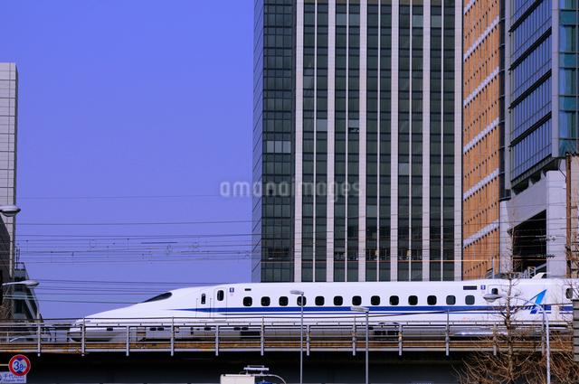 東海道新幹線 N700Aの写真素材 [FYI01544404]