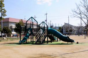 地域の公園の写真素材 [FYI01544591]