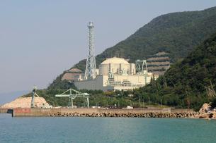 美浜原子力発電所の写真素材 [FYI01544783]