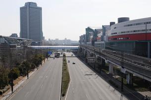 トレードセンタ-駅前風景の写真素材 [FYI01544858]