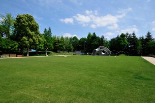 檜町公園の写真素材 [FYI01545394]
