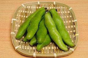 野菜・そら豆の写真素材 [FYI01545934]