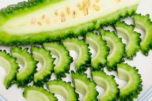 野菜・ゴーヤの写真素材 [FYI01545935]