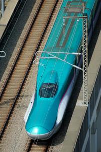 東北新幹線 つばさの写真素材 [FYI01546519]