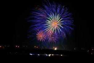芦屋の花火大会の写真素材 [FYI01546721]