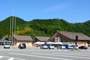 高速道路 北近畿豊岡自動車道 道の駅但馬のまほろばの写真素材 [FYI01547572]