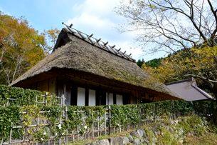 波賀歴史伝承の家の写真素材 [FYI01547735]