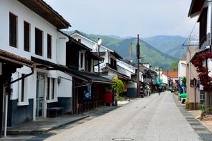 城下町,勝山保存地区の写真素材 [FYI01548832]