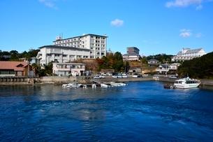 賢島エスパ-ニャクル-ズ船で英虞湾を遊覧の写真素材 [FYI01549411]