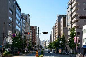 神戸三宮の街並みの写真素材 [FYI01550400]