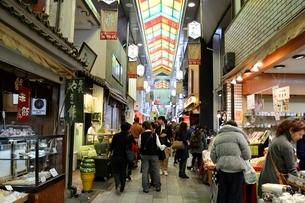 京都,錦の市場の写真素材 [FYI01550540]