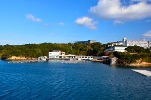 賢島エスパ-ニャクル-ズ船で英虞湾を遊覧の写真素材 [FYI01550718]