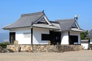 福知山城,銅,門番所の写真素材 [FYI01551610]