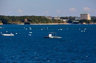 賢島エスパ-ニャクル-ズ船で英虞湾を遊覧の写真素材 [FYI01551639]