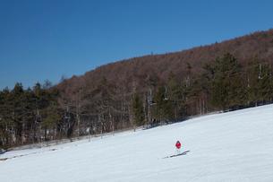 蓼科スキー場の写真素材 [FYI01556085]