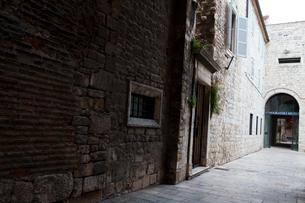 ディオクレティアヌス宮殿の写真素材 [FYI01556845]