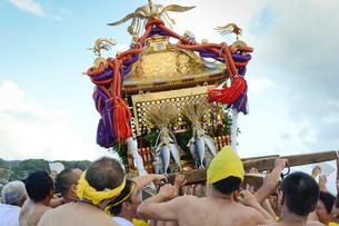 馬出し祭りの写真素材 [FYI01556862]