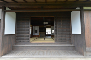 日本鋼管(株)の創立者の今泉嘉一郎生家の写真素材 [FYI01556904]