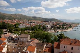 鐘楼から見た旧市街の写真素材 [FYI01557182]