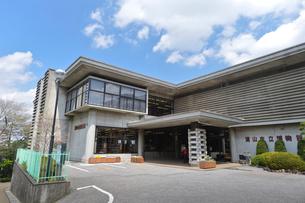 流山市立図書館・博物館(田中藩本多家跡地)の写真素材 [FYI01557314]