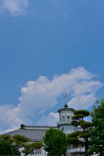 重要文化財旧開智学校校舎の写真素材 [FYI01557329]