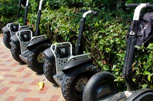 セントーサ島にある一輪車の写真素材 [FYI01557534]
