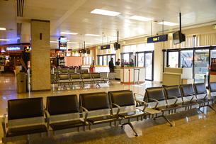 マルタ国際空港の写真素材 [FYI01557623]