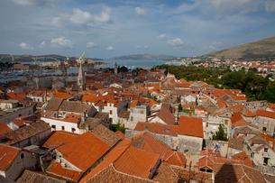 鐘楼から見た旧市街の写真素材 [FYI01557625]
