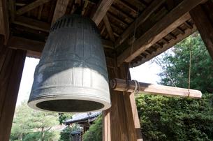 建長寺の梵鐘 国宝の写真素材 [FYI01557813]