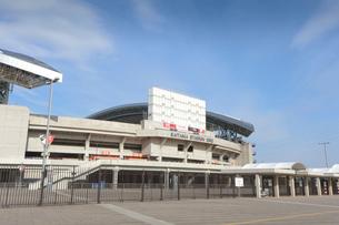 埼玉スタジアムの写真素材 [FYI01557908]