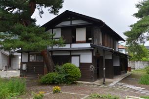 日本鋼管(株)の創立者の今泉嘉一郎生家の写真素材 [FYI01558002]