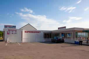 スーパーマーケットの写真素材 [FYI01558258]