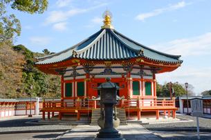 成田山新勝寺 聖徳太子堂の写真素材 [FYI01558418]
