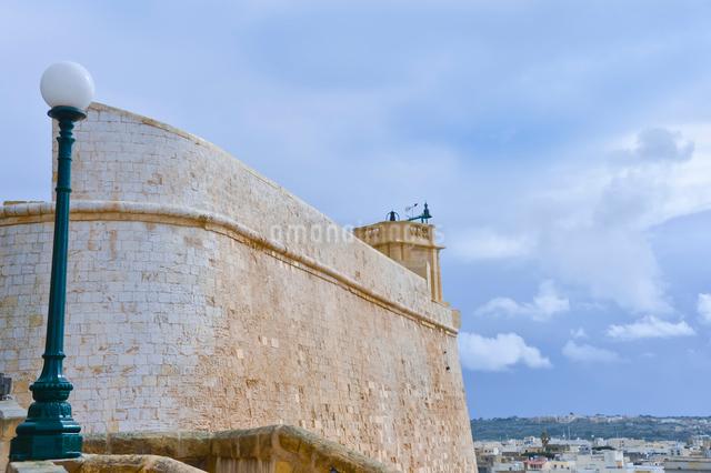 チタデル大城塞の写真素材 [FYI01558544]