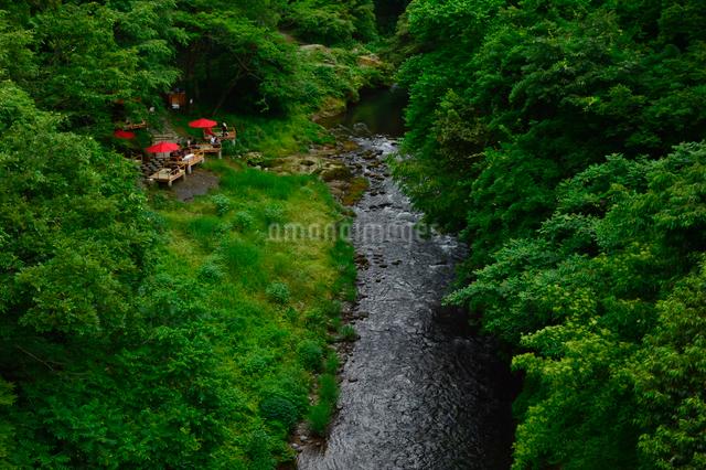 鶴仙渓の写真素材 [FYI01558563]