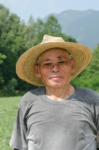農家イメージの写真素材 [FYI01559040]