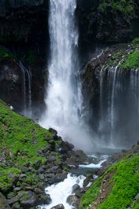 華厳の滝の写真素材 [FYI01559245]
