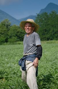 農家イメージの写真素材 [FYI01559297]