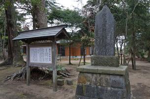 伏見宮御祈願所の写真素材 [FYI01559402]