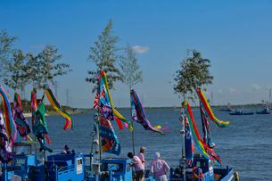 12年度に一度の式年大祭神宮御船祭の写真素材 [FYI01559447]
