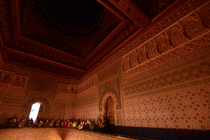 世界遺産ムハンマド5世の霊廟の写真素材 [FYI01559455]
