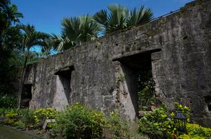 サンチャゴ要塞の写真素材 [FYI01559588]