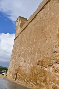 チタデル大城塞の写真素材 [FYI01559725]