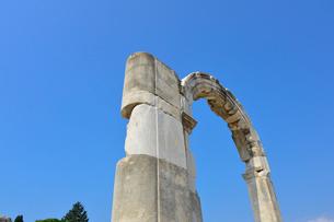 エフェソス遺跡群の写真素材 [FYI01559961]
