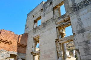 エフェソス遺跡群の写真素材 [FYI01560014]