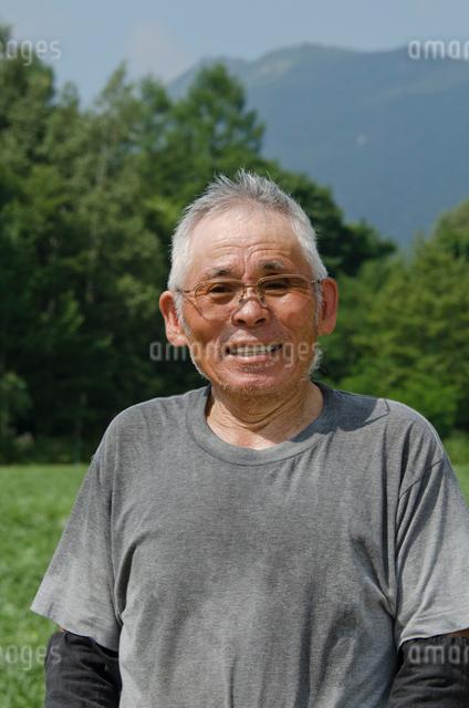 農家イメージの写真素材 [FYI01560019]